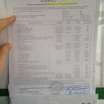 Татнефть АИ 95 паспорт качества январь 2015