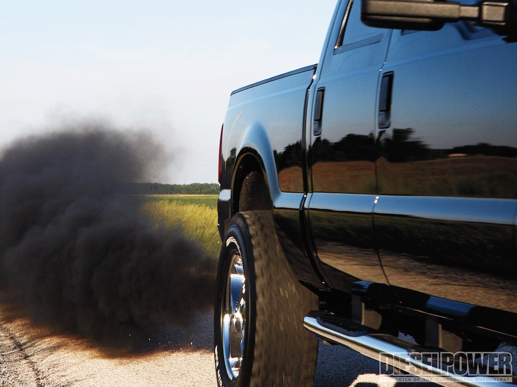 diesel myths busted diesel exhaust дизельный выхлоп